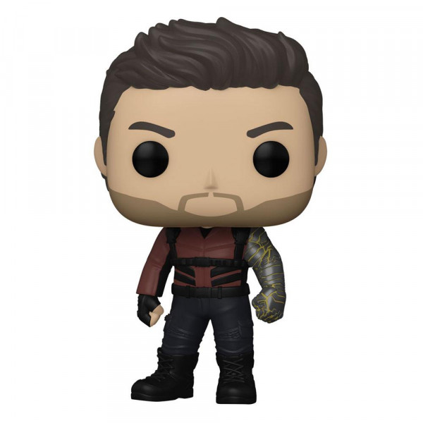 Funko POP! Marvel - The Falcon and the Winter Soldier: Winter Soldier Zone 73