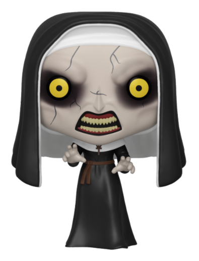 Funko POP! Movies - The Nun: Nonne mit offenem Mund