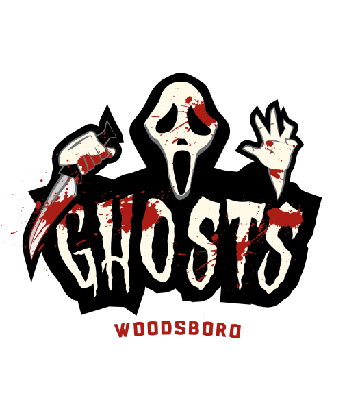 Lootgear - Horror Teams: Woodsboro Ghosts T-Shirt
