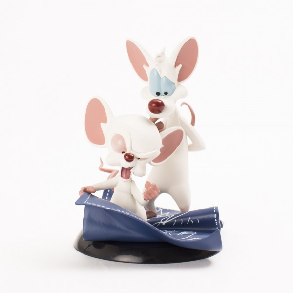 Quantum Mechanix - Q-Fig: Pinky and the Brain