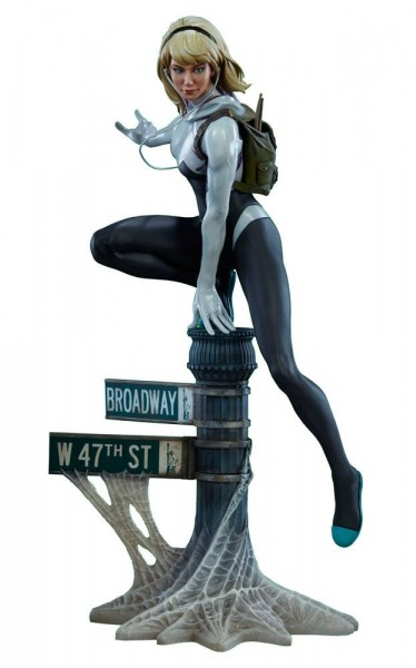 Sideshow - Marvel Comics Mark Brooks Artist Series Statue Spider-Gwen 40 cm