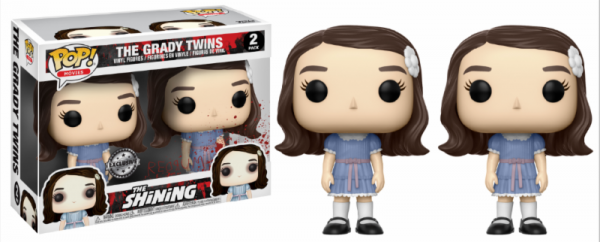 Funko POP! Movies - The Shining: The Grady Twins (Chase möglich!)