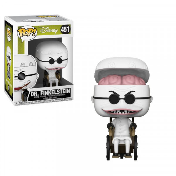 Funko POP! Disney - Nightmare Before Christmas: Dr. Finklestein