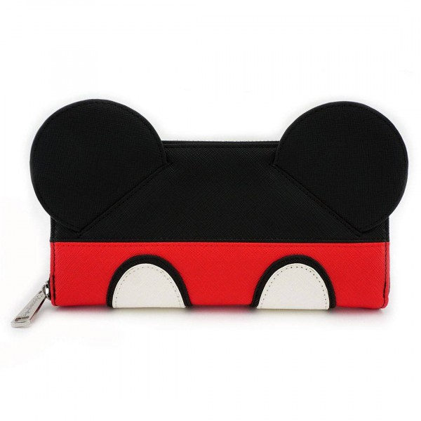 Loungefly - Disney: Mickey Mouse Geldbörse