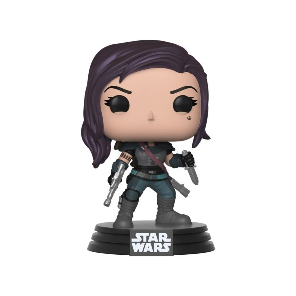 Funko POP! Star Wars - The Mandalorian: Cara Dune