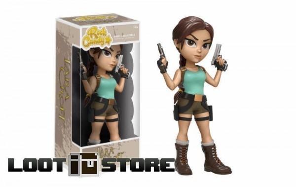 Rock Candy - Lara Croft