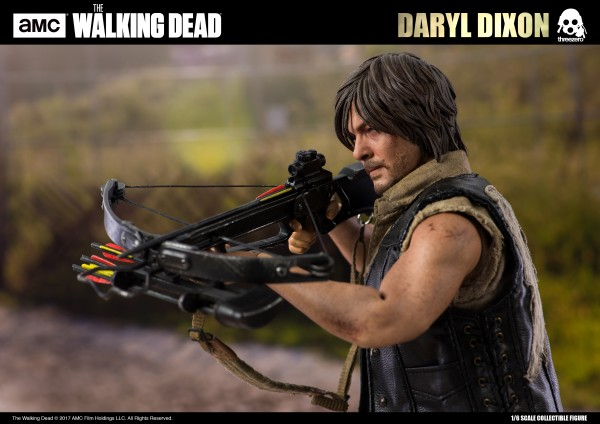 threezero - The Walking Dead: Daryl Dixon Sixth Scale 30 cm