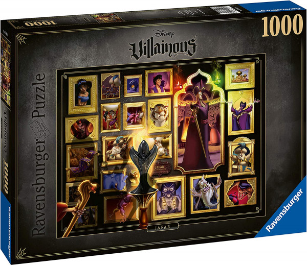 Ravensburger Puzzle - Disney: Villainous Jafar 1000 Teile