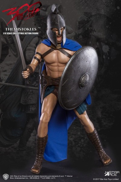 Star Ace Toys - 300: Rise of an Empire Themistokles 30 Sixth Scale