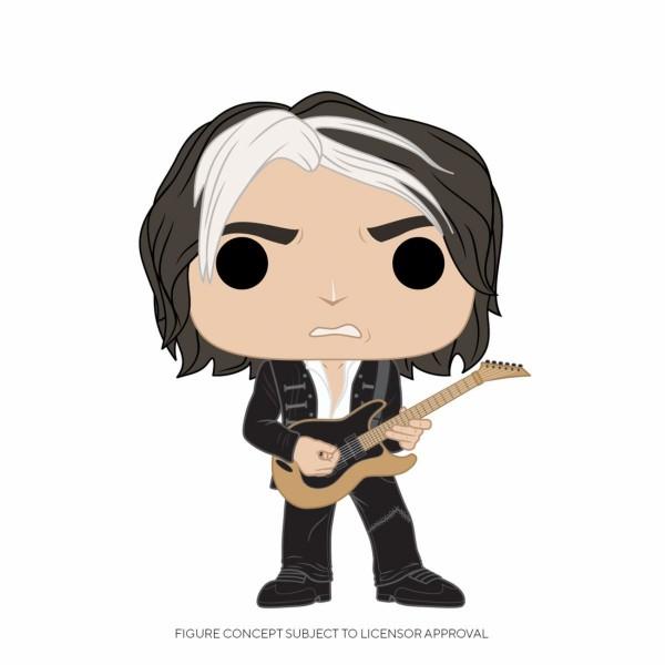 Funko POP! Rocks - Aerosmith: Joe Perry