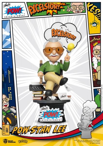 BKT - Marvel: Stan Lee Diorama