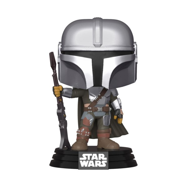Funko POP! Star Wars - The Mandalorian: The Mandalorian