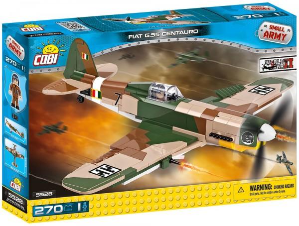 "Cobi - 270 Teile SMALL ARMY 5528 FIAT G55 ""CENTAURO"""