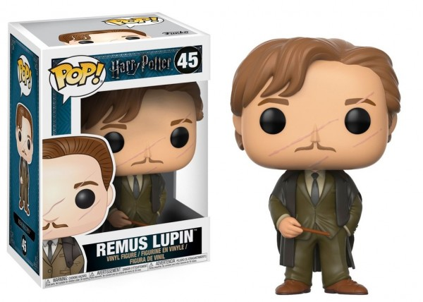 Funko POP! Movies - Harry Potter: Remus Lupin