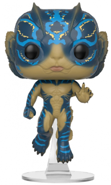 Funko POP! Movies - Shape of Water: Amphibian Man (Chase möglich!)