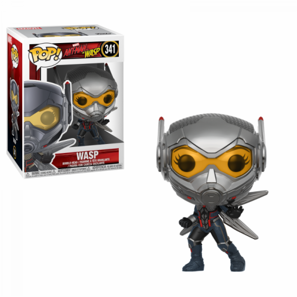 Funko POP! Marvel - Ant-Man and the Wasp: Wasp