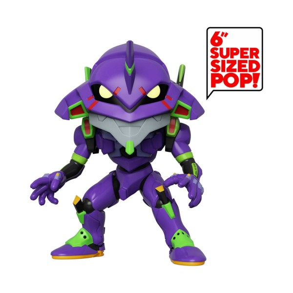 Funko POP! Animation - Evangelion: EVA Unit 01 (15 cm)