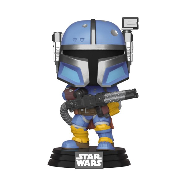 Funko POP! Star Wars - The Mandalorian: Heavy Infantry Mandaloria