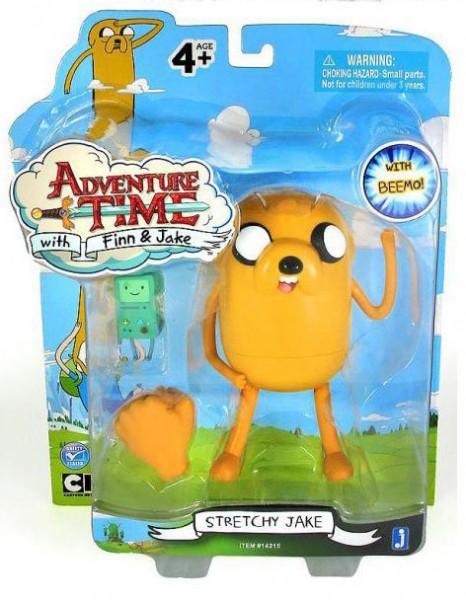 Jazwares - Adventure Time: Jake (12 cm)