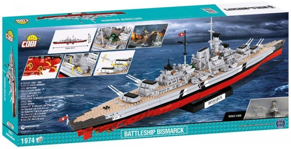Cobi - World of Warships: Bismarck