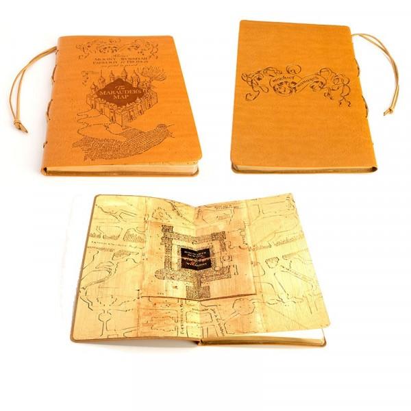 Tagebuch - Harry Potter: Marauder's Map