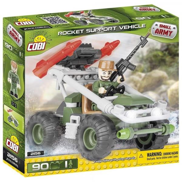 Cobi - Rocket Support Vehicle