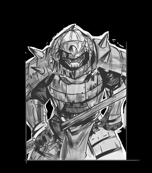 Lootgear - Sakura Worlds: Living Armor Sketch T-Shirt