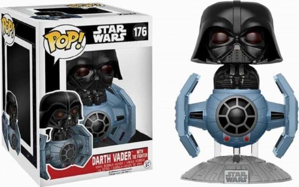 Funko POP! Star Wars - Tie Fighter with Darth Vader