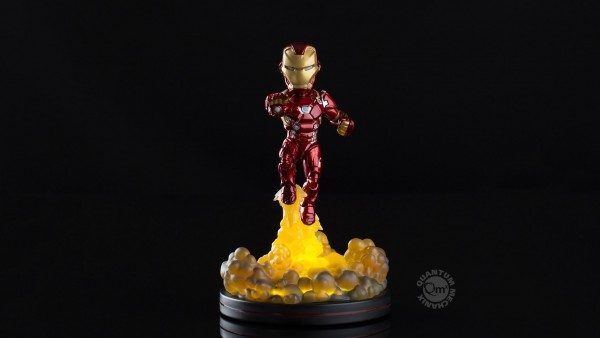 Quantum Mechanix - Q-Fig: Captain America: Civil War: Iron Man