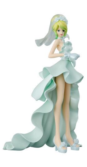 Banpresto - Lupin III Creator X Creator: Rebecca Rosselini Wedding Special Color Ver.