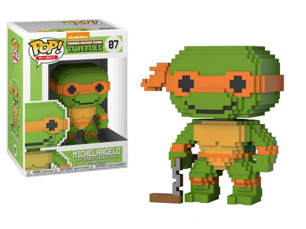 Funko POP! Animation - Teenage Mutant Ninja Turtles: Michelangelo 8-Bit
