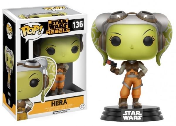Funko POP! Star Wars Rebels - Hera