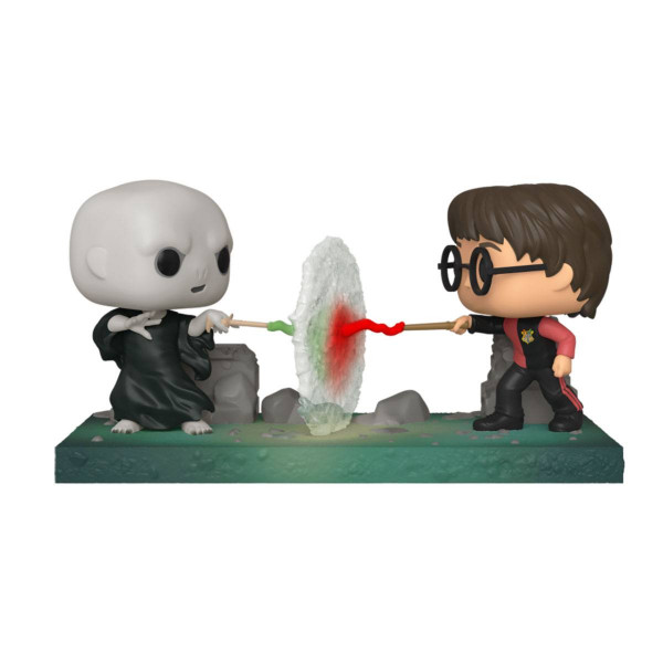 Funko POP! Movie Moment - Harry Potter: Harry vs Voldemort