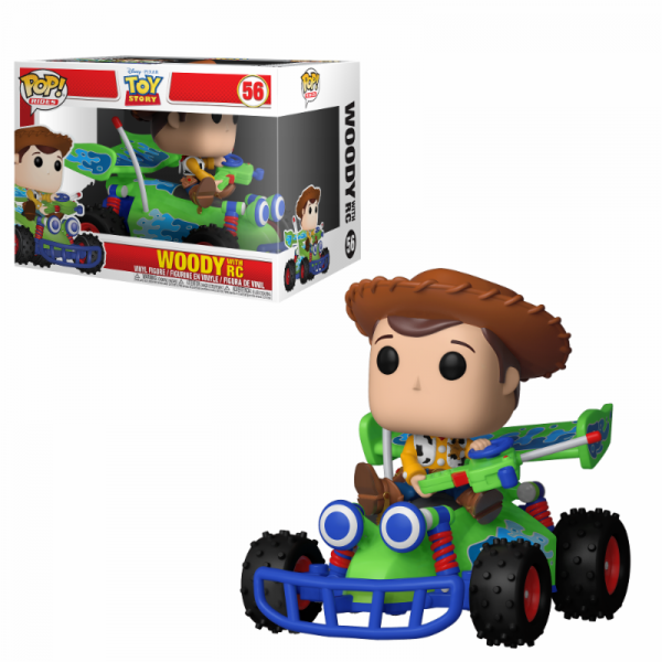 Funko Ride - Toy Story: Woody w/ RC