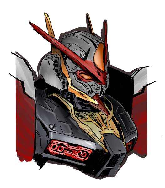 Lootgear - Sakura Worlds: Prime Leader T-Shirt