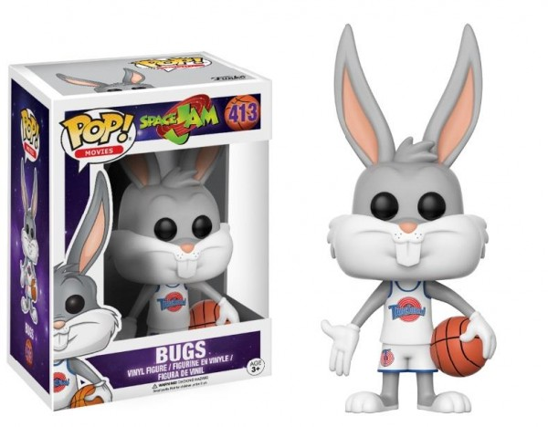 Funko POP! Movies - Space Jam: Bugs Bunny