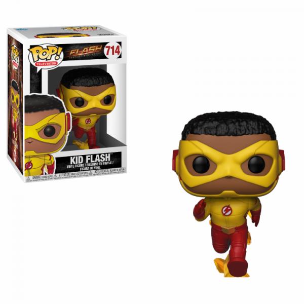 Funko POP! TV - The Flash: Kid Flash