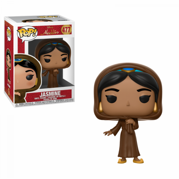 Funko POP! Disney - Aladdin: Jasmine in Disguise (Chase möglich!)