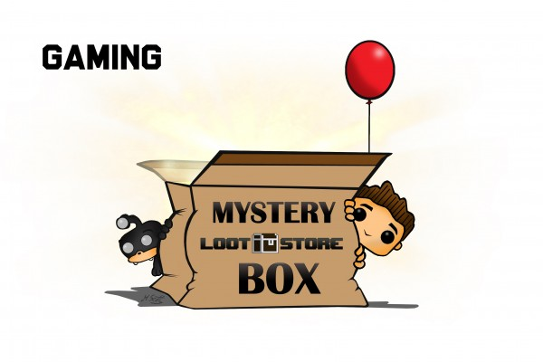 Funko Mystery Box - Gaming Light