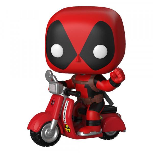 Funko POP! Marvel Rides: Deadpool & Scooter