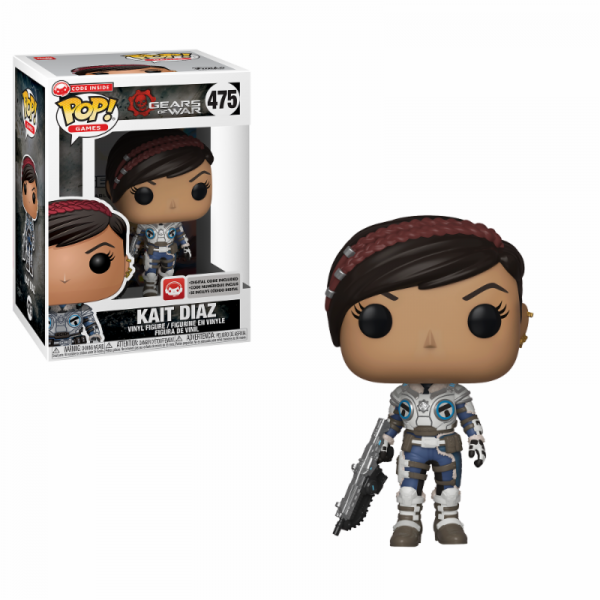 Funko POP! Games - Gears of War: Kait