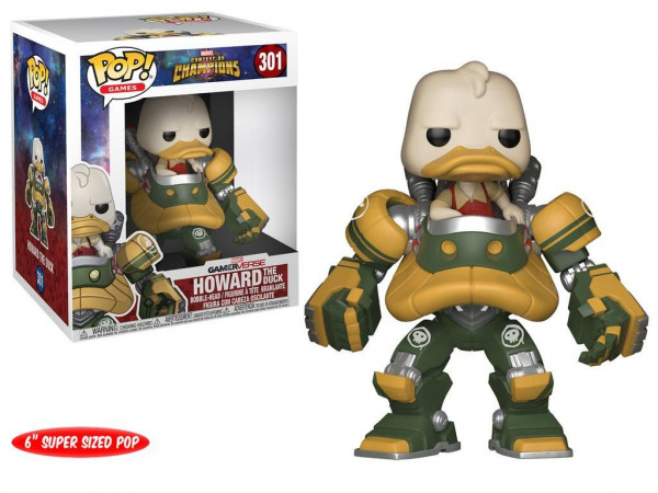 Funko POP! Games - Marvel Contest of Champions: Howard the Duck Oversized