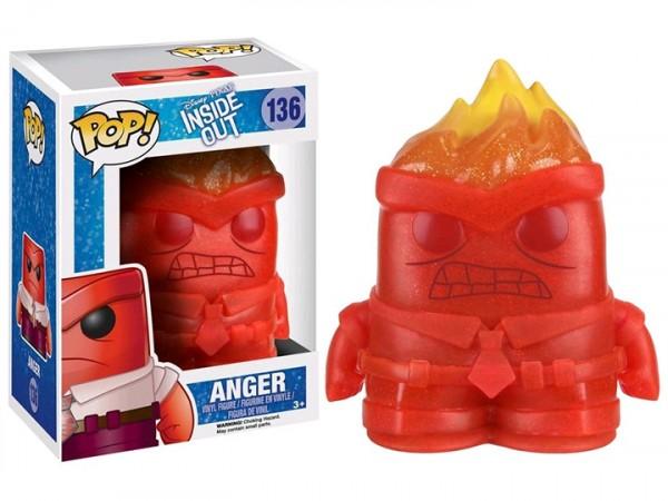 Funko POP! Disney - Inside Out: Anger Crystal