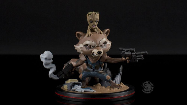 QMX - Marvel: Guardians of the Galaxy 2: Rocket & Groot Q-Fig