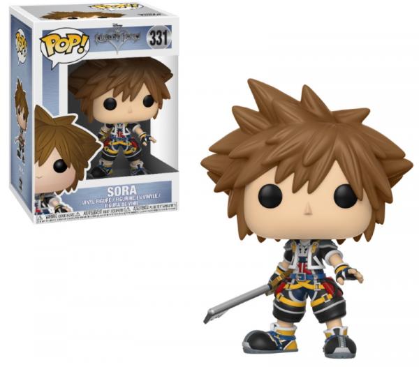 Funko POP! Games - Kingdom Hearts: Sora