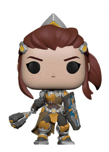 Funko POP! Games - Overwatch: Brigitte