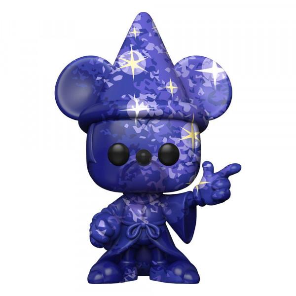 Funko POP! Disney - Fantasia 80th Anniversary: Mickey #1 (Artist Series) w/Pop Protector