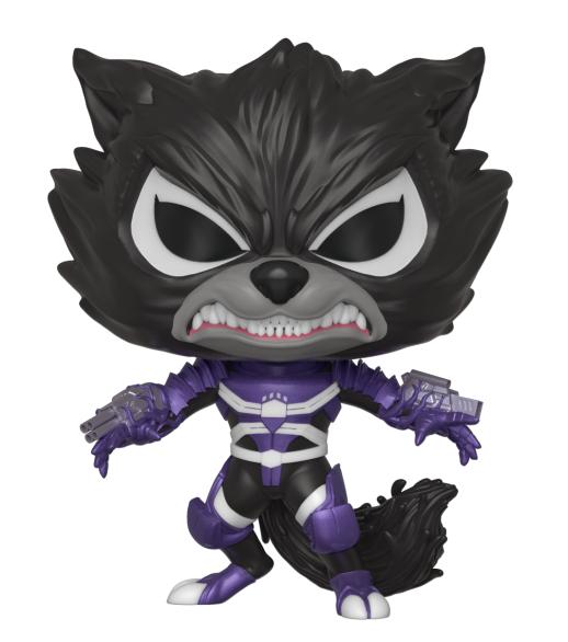Funko POP! Marvel - Venom S2: Rocket Raccoon