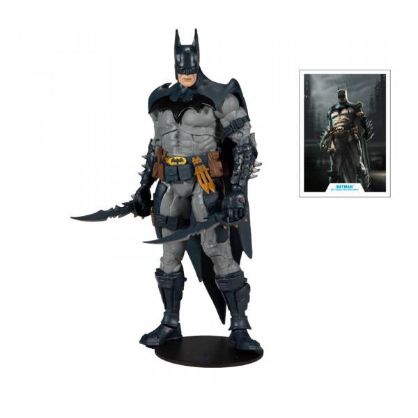 McFarlane - DC Multiverse Actionfigur: Batman (Designed by Todd McFarlane)
