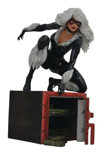 Diamond Select - Marvel: Black Cat (23 cm)